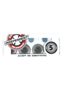 Independent ABEC 5 Bearing (silver)