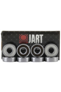 Jart Skateboards White Rings ABEC 7 Bearing (white)