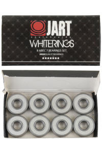 Jart Skateboards White Rings ABEC 7 Kugellager (white)