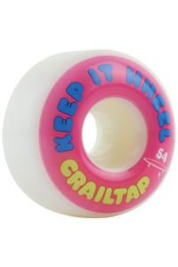 Crailtap Keep It Wheel 54mm Rollen 4er Pack