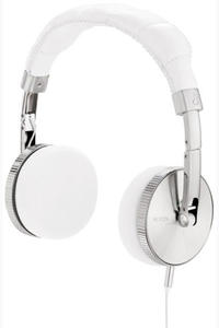Nixon Nomadic Headphones (white)