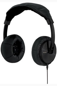 Nixon Master Blaster Headphones (all black)