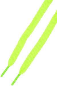 Mr. Lacy Flatties Schnürsenkel (neon lime yellow neon green)