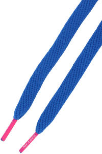 Mr. Lacy Flatties Schnrsenkel (royal blue neon pink)