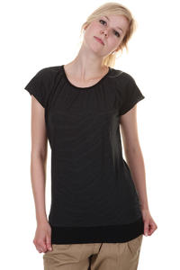 Forvert Easy T-Shirt girls (black grey)
