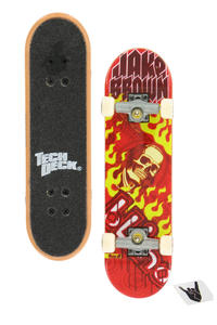 Blind Jake Brown Poster Fingerboard