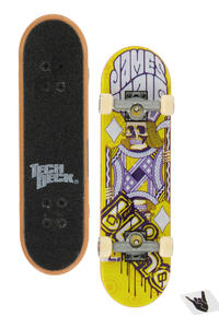 Blind James Craig Poster Fingerboard