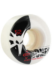 Bones STF-Standard 52mm Wheel 4er Pack  (white)