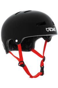 TSG Evolution-Solid-Colors Helmet kids (flat black)