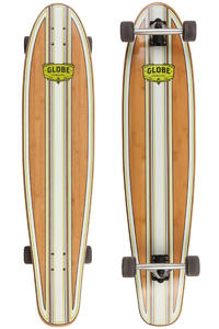 Globe Continental 43.5&quot; (110cm) Complete-Longboard (bam white)