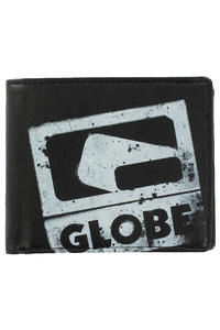 Globe Corroded Wallet (black)