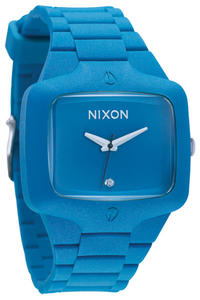 Nixon The Rubber Player Uhr (blue x)