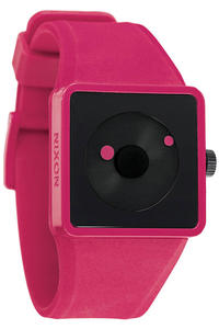 Nixon The Newton Uhr (pink)