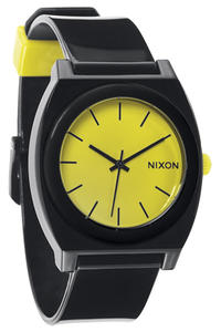 Nixon The Time Teller P Uhr (black lime)