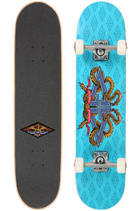 "Powell Golden-Dragon Celtic-Dragon 7.5"" Komplettboard (lightblue)"