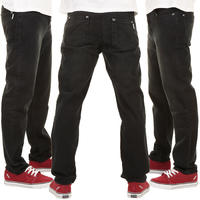 Trap Skateboards Casual Jeans (black overdye)