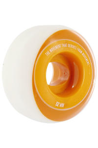 MOB Skateboards Dot 52mm 99a Antiflat Rollen 4er Pack