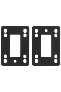 MOB Skateboards Skull Logo 6mm Riser Pad 2er Pack  (black)