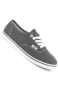 Vans Authentic Lo Pro Schuh girls (pewter true white)
