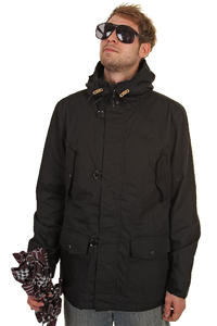 Cleptomanicx Doppla Coat 2.0 Jacke (black)