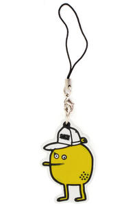 Cleptomanicx Zitrone Key-Chain (yellow)