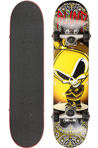 "Blind Thugsta SS 6.5"" Complete-Board (yellow)"