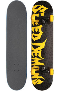 "Speed Demons Tiger 7.5"" Komplettboard (black yellow)"