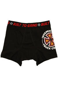 Independent Color Cross Boxershorts (black)