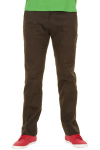 REELL Chino II Hose (coffe brown)