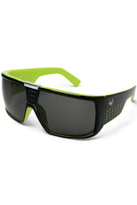 Dragon Domo Sunglasses (jet lime grey)