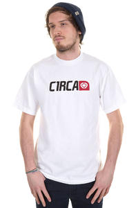 C1RCA Corp Logo T-Shirt (white)