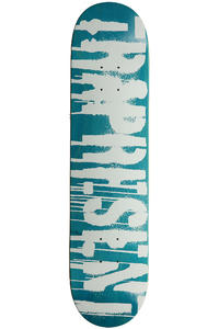 "Trap Skateboards Price Point Trapresent 7.625"" Deck (wood blue)"