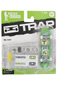 Trap Skateboards Sticky Fingers &quot;Television&quot; Fingerboard