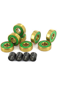 Shake Junt OG&#039;s ABEC 7 Bearing inkl. Spacer  (gold)