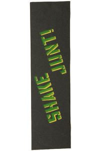 Shake Junt Stencil Logo Griptape (black)