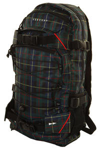 Forvert New Louis Rucksack (green checked)
