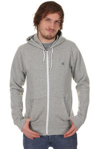 Element Nova V Zip-Hoodie (grey heather)