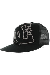 DC Daxx Trucker Cap (black)