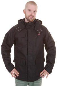 Dickies Nebraska Shield Parka Jacket (black)