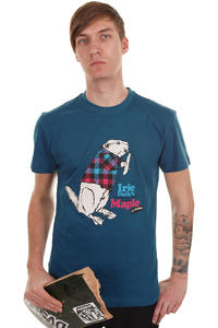 Iriedaily Beaver T-Shirt (orion blue)