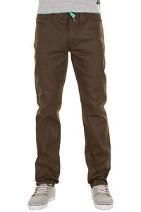 Iriedaily Slim Shot Pants (chocolate)