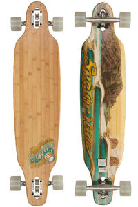 Sector 9 Punta Lobos - Bamboo Series 42&quot; (107cm) Complete-Longboard