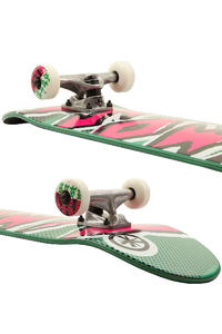 "Almost Shark Bite TT 7.625"" Komplettboard (green pink)"