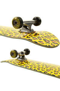 "Speed Demons Leopard PP 7.75"" Komplettboard (yellow black)"