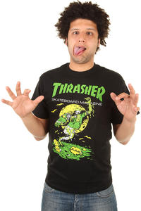 Thrasher Graveyard T-Shirt (black)