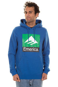 Emerica Combo Hoodie (royal)