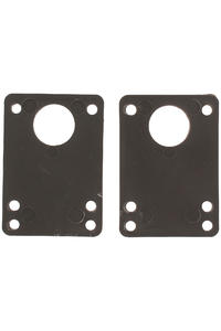 Shortys Dooks 1/8&quot; Riser Pad 2er Pack  (black)