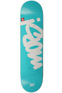MOB Skateboards Mob Tag 7.625&quot; Deck (blue)
