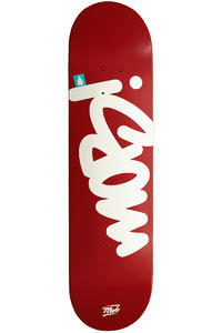 "MOB Skateboards Mob Tag 8"" Deck (red)"
