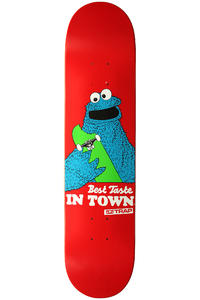 "Trap Skateboards Best Taste 7.5"" Deck (red)"